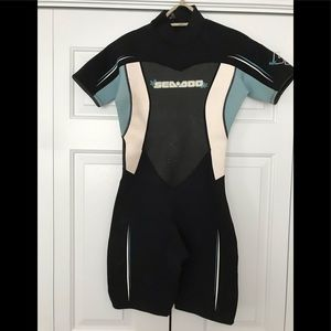 Sea*Doo. Wet suit. Size 7/8. Could fit male/female